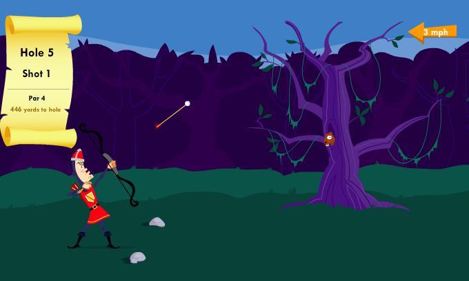 medieval-golf