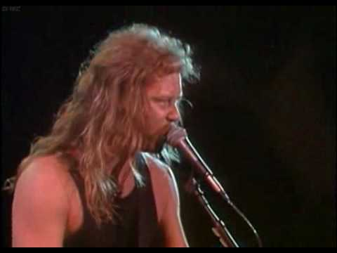La canción del día: Metallica – Sad But True