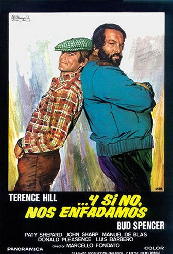 …y si no nos enfadamos (1974)