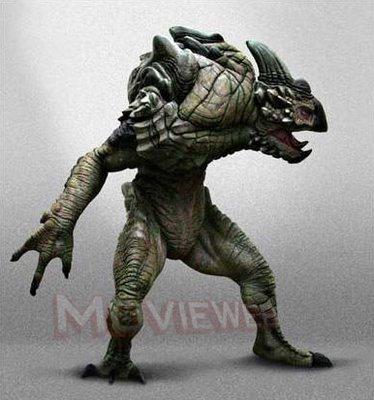 Cloverfield (Monstruoso) [Primera imagen del mostruo]