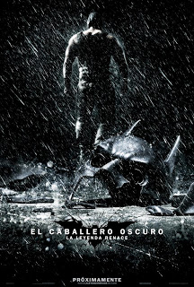 El Caballero Oscuro: la leyenda renace (The Dark Knight rises)