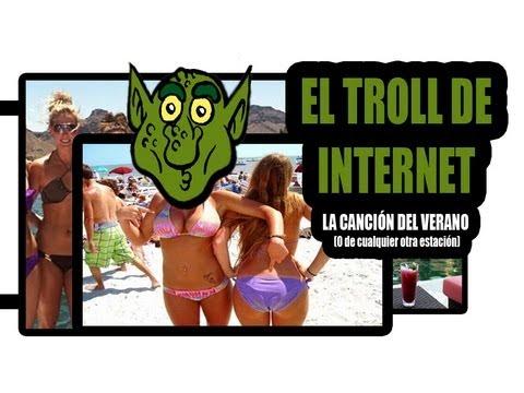 El troll de internet