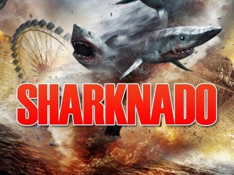 Sharknado [Trailer] [Esta vez con más chicha]