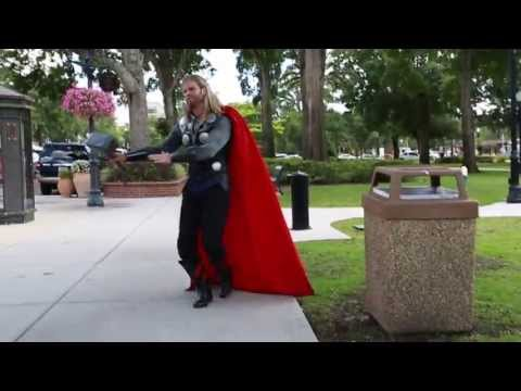 Prancercise: A Fitness Workout with Thor