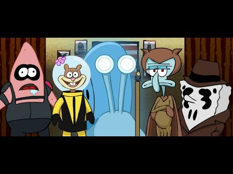 Bob Esponja + Watchmen