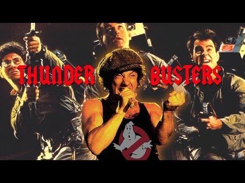 La canción del día: Thunder Busters (AC/DC vs Ghostbusters Mashup) by Wax Audio