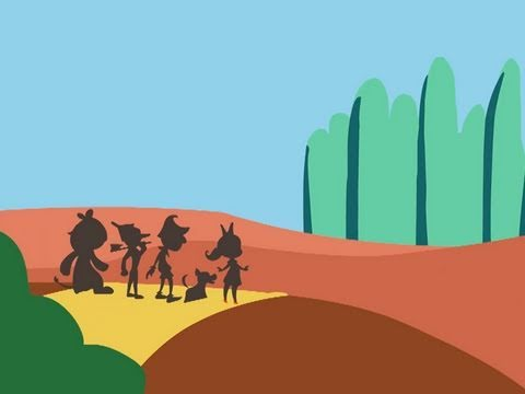 La canción del día: Pogo – Mellow Brick Road [Wizard Of Oz Remix]