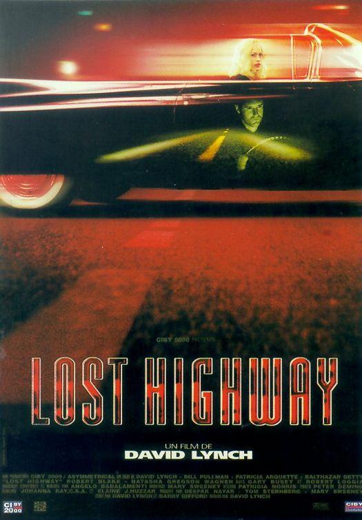 CARRETERA PERDIDA (Lost highway, 1997)