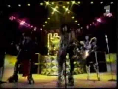 La Canción Del Día: Kiss – I was made for loving you