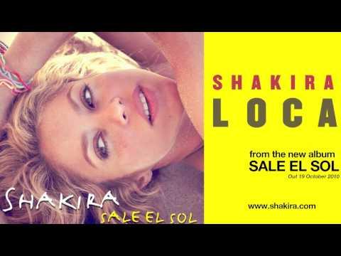 La Canción del Día : Loca – Shakira