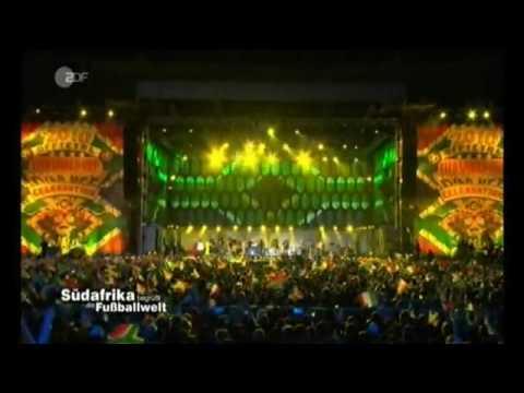 La canción del día: K'naan – Waving Flag