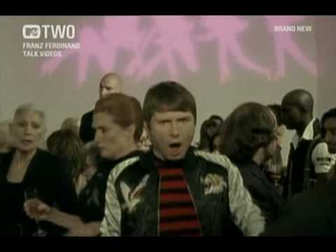 La Canción del día: Franz Ferdinand – Do You Want To