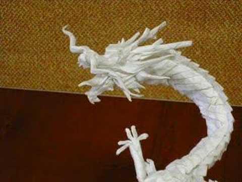 Expertos en origami