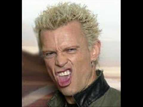 CANCIÓN DEL DÍA: Billy Idol / Blink 182 – Dancing with myself