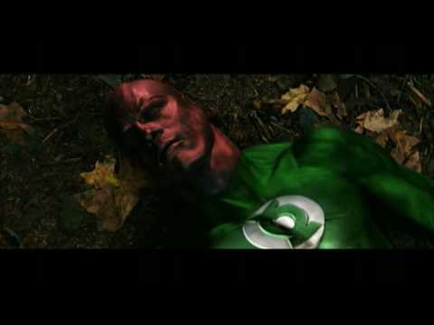 Impresionante fan-trailer de Green Lantern