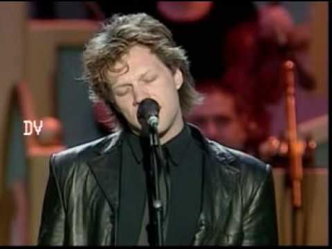 CANCIÓN DEL DÍA: Jon Bon Jovi & Pavarotti – Let it Rain