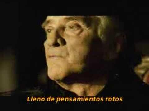 Canción del día: Hurt – Johnny Cash