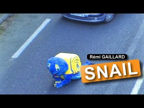 Remi Gaillard de caracol
