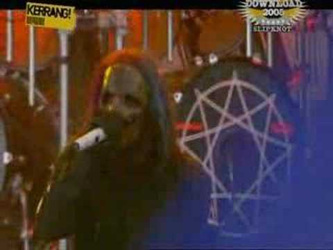 CANCIÓN DEL DÍA: Slipknot – Before I forget