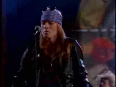 LA CANCIÓN DEL DÍA: Sweet child o'mine – Guns 'n' Roses [DD]