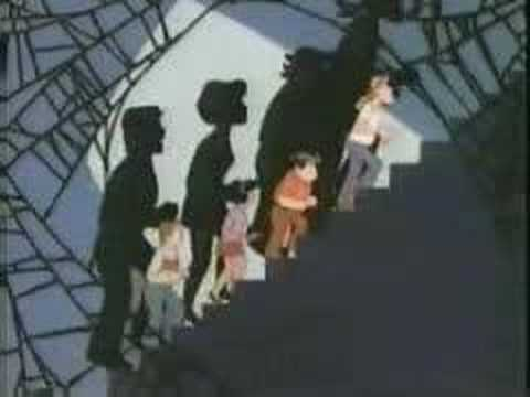 Dibujos animados de antes (1ª parte)