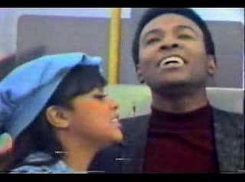 CANCIÓN DEL DÍA : Ain't no Mountain High Enough – Marvin Gaye (DD)
