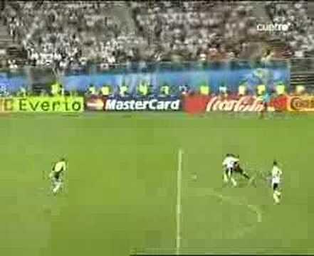 España-Alemania final Eurocopa 1-0 (Gol de Fernando Torres) (D.D)