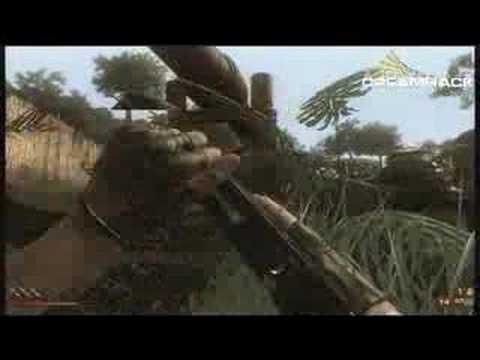 20 minutos de Far Cry 2