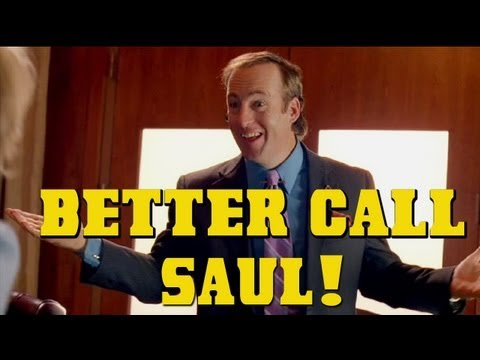 Otro opening de Better Call Saul