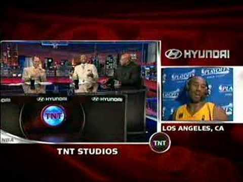 Imitando a Kobe Bryant