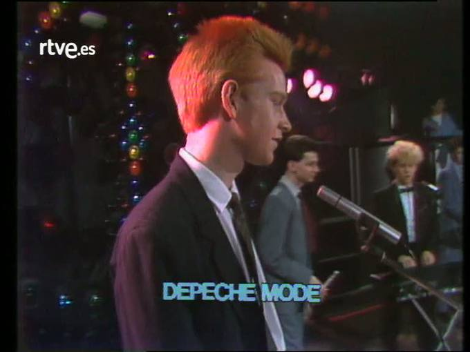 Buenos días: Depeche Mode – Just can't enough