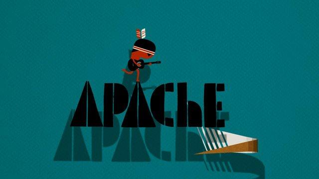 La canción del día: Danger Beach – Apache