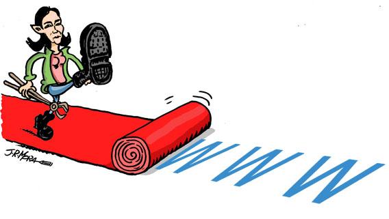 Desmontando paso a paso la Ley Sinde por Antonio Delgado