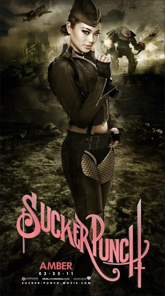 Sucker Punch: trailer y posters de las chicas
