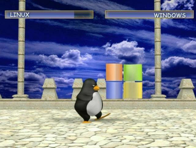 Linux contra Windows