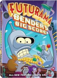 Futurama: Bender's Big Score [Torrent y subtítulos]