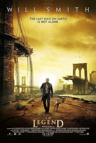Soy leyenda (I am legend) [Torrents, eLink y descarga directa]