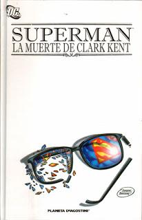 Superman: La muerte de Clark Kent