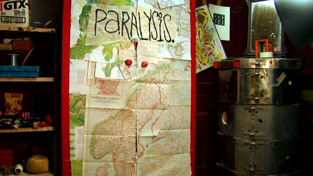 Paralysis [Cortometraje]