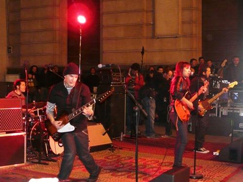 Entrevista a la banda de rock Amaral