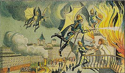 Futuro en 1910