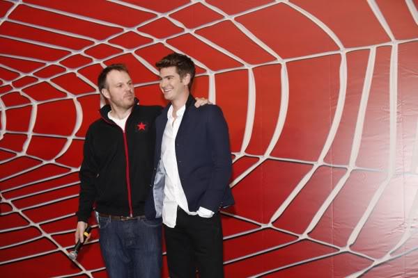 Andrew Garfield será el nuevo Spiderman