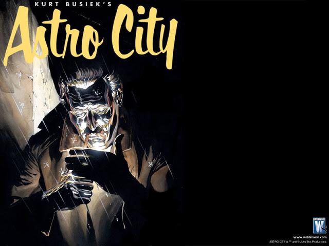 Reseña de biblioteca: ASTRO CITY tomos 1 a 5