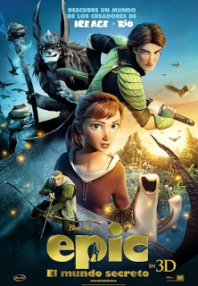 Epic: el mundo secreto (de los creadores de Ice Age y Rio)