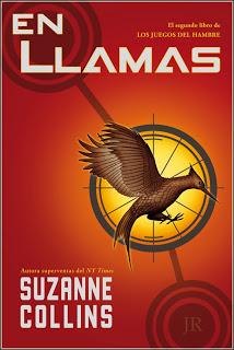 En llamas (Los juegos del hambre 2) de Suzanne Collins
