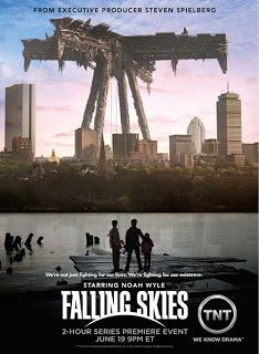 Falling Skies (reseña de la primera temporada)