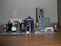 Popurrí temático: Doctor Who (merchandising más fake crossovers), In time, Don't be afraid the dark, Locke & Key, Los Vengadores, House y The Walking dead