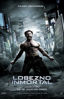 Lobezno Inmortal (The Wolverine)