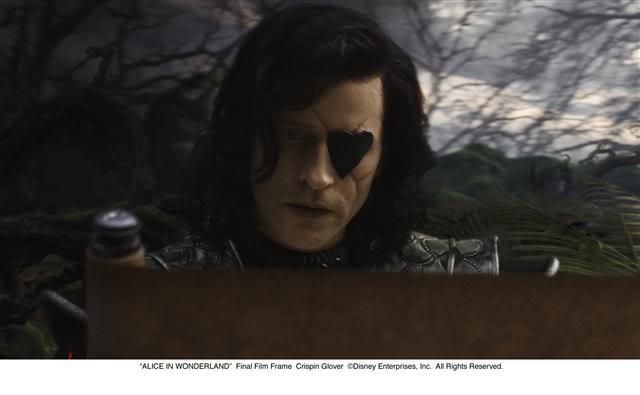 Alicia en el Pais de las Maravillas de Tim Burton: más imágenes, más arte conceptual y más descripciones