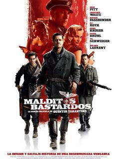 Malditos Bastardos de Quentin Tarantino